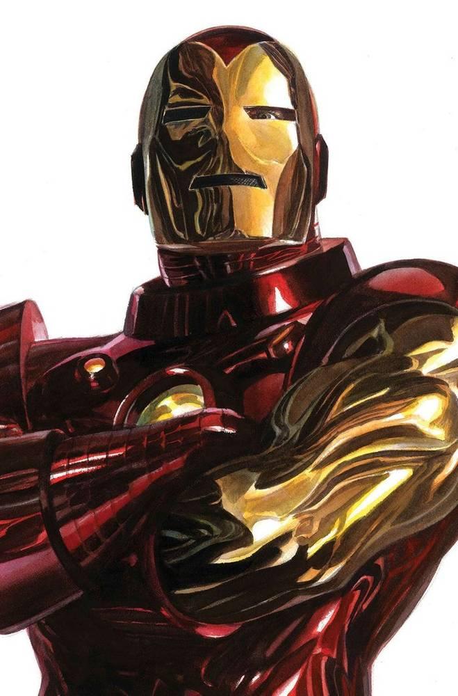 Homem de Ferro (Divulgação / Marvel Comics)