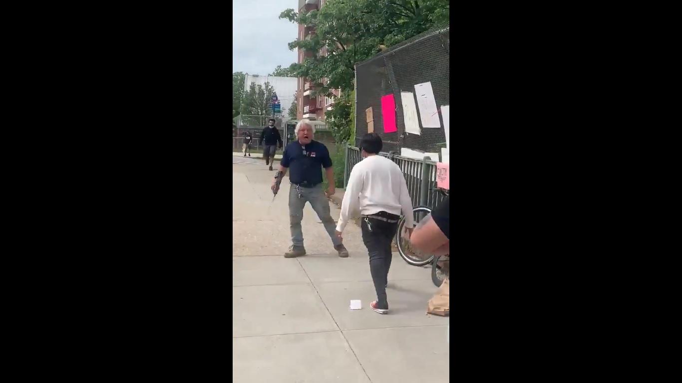 Homem preso nos Estados Unidos