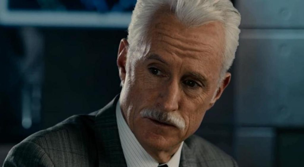 John Slattery como Howard Stark no MCU
