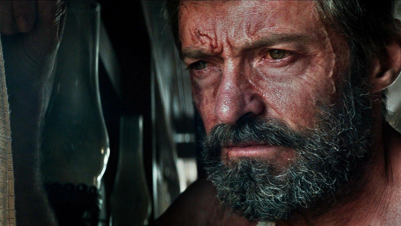 Hugh Jackman em cena de Logan