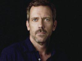 O ator Hugh Laurie (Reprodução)
