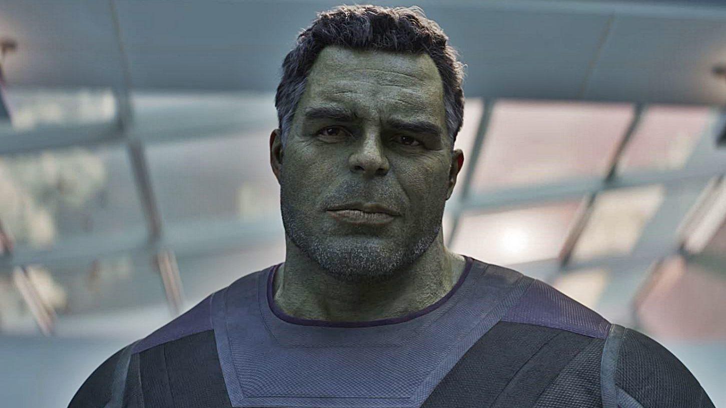 Hulk em Vingadores Ultimato