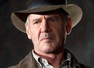 Harrison Ford em Indiana Jones