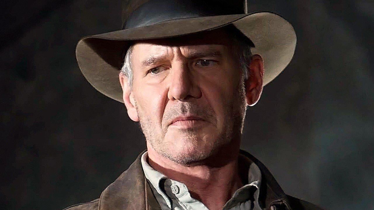 Harrison Ford em Indiana Jones
