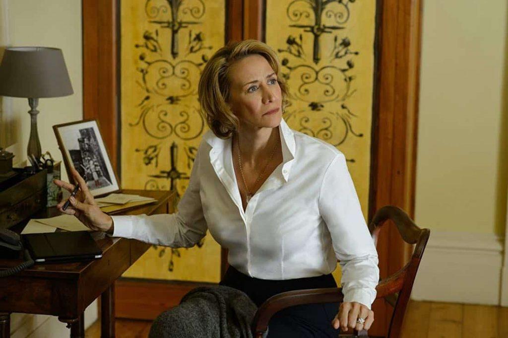 Janet McTeer em Ozark
