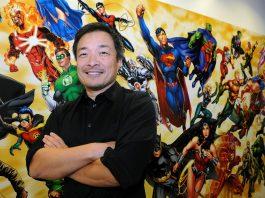 Jim Lee, chefe da DC