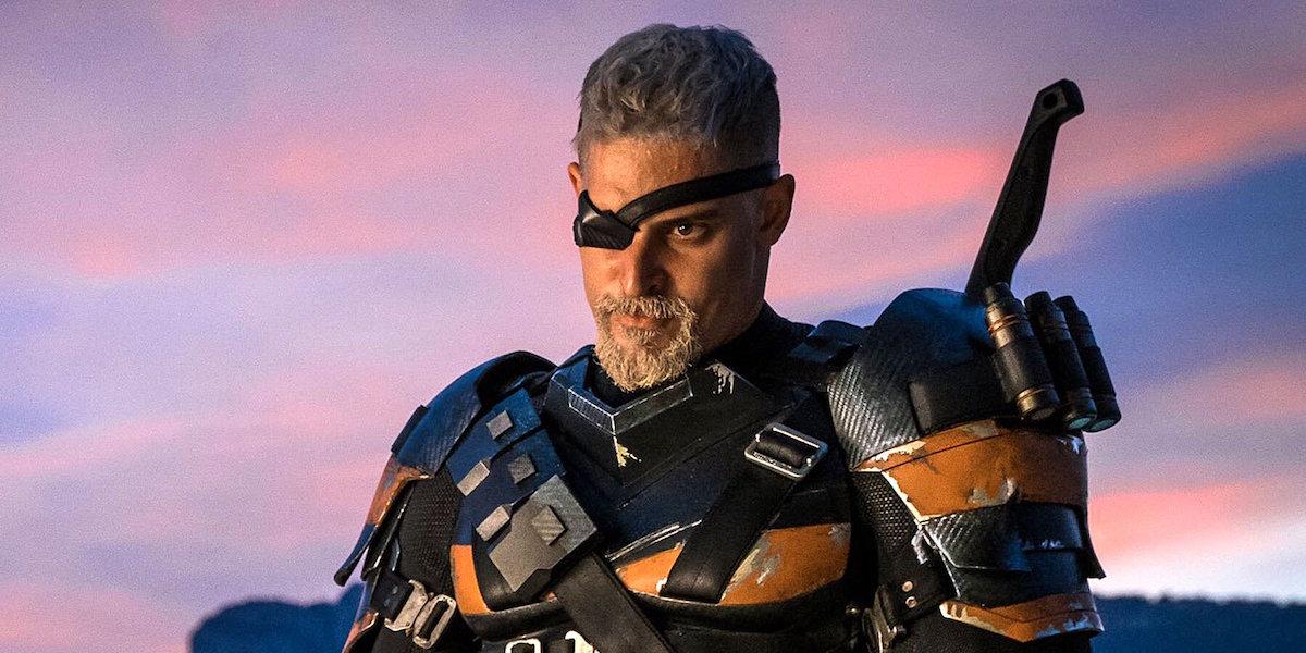 Joe Manganiello como Exterminador em Liga da Justiça