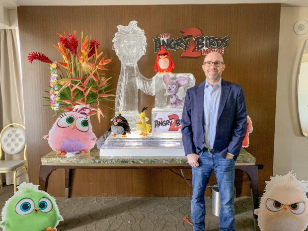 John Cohen, produtor de Angry Birds 2 - O Filme