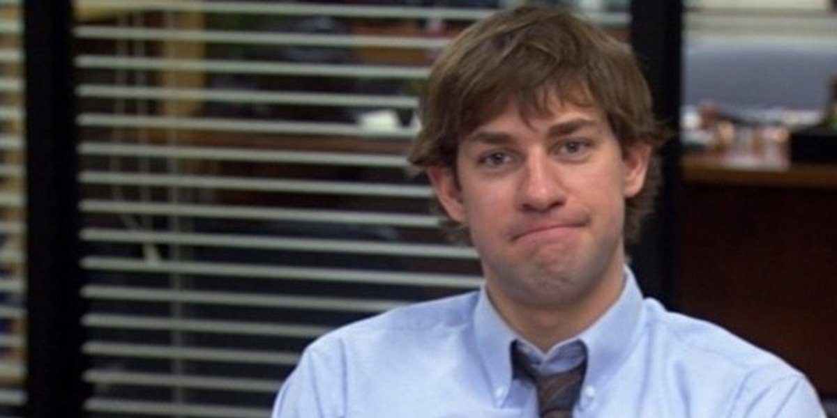 John Krasinski em The Office