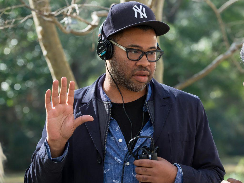 Jordan Peele, diretor de Corra