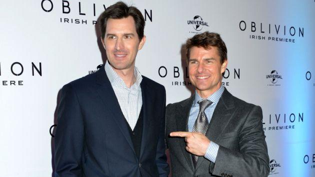 Joseph Kosinski e Tom Cruise