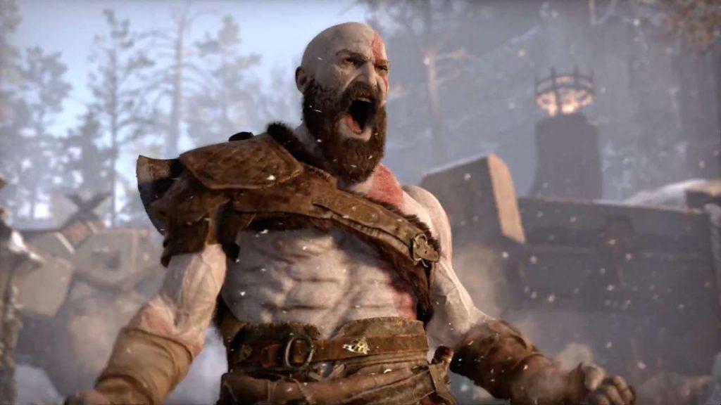 Kratos de God of War