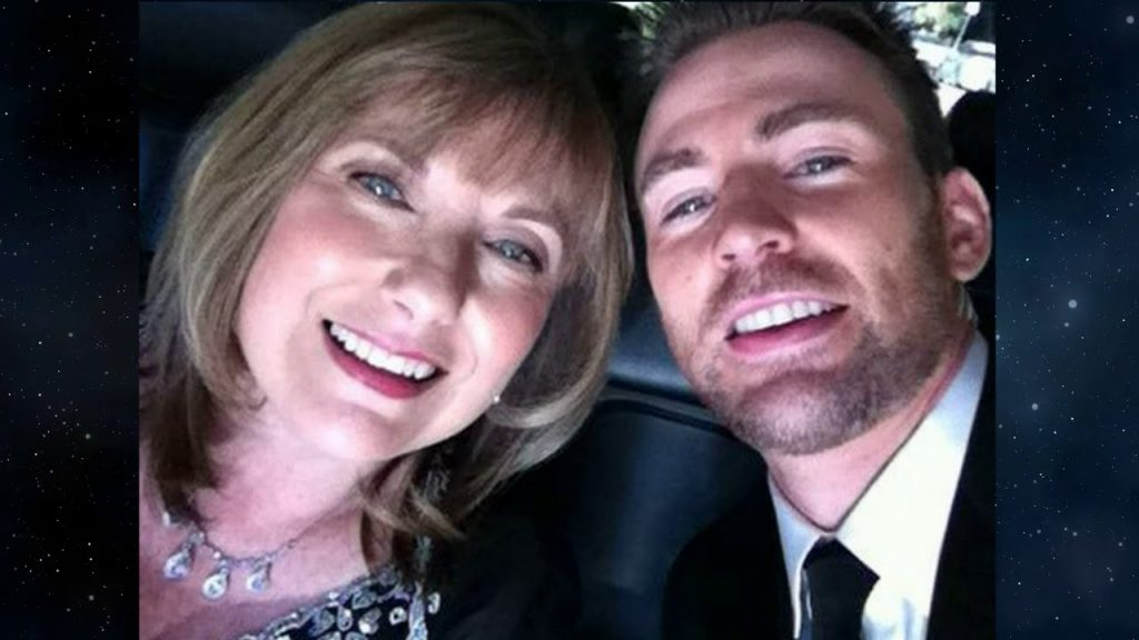 Lisa Evans, Chris Evans
