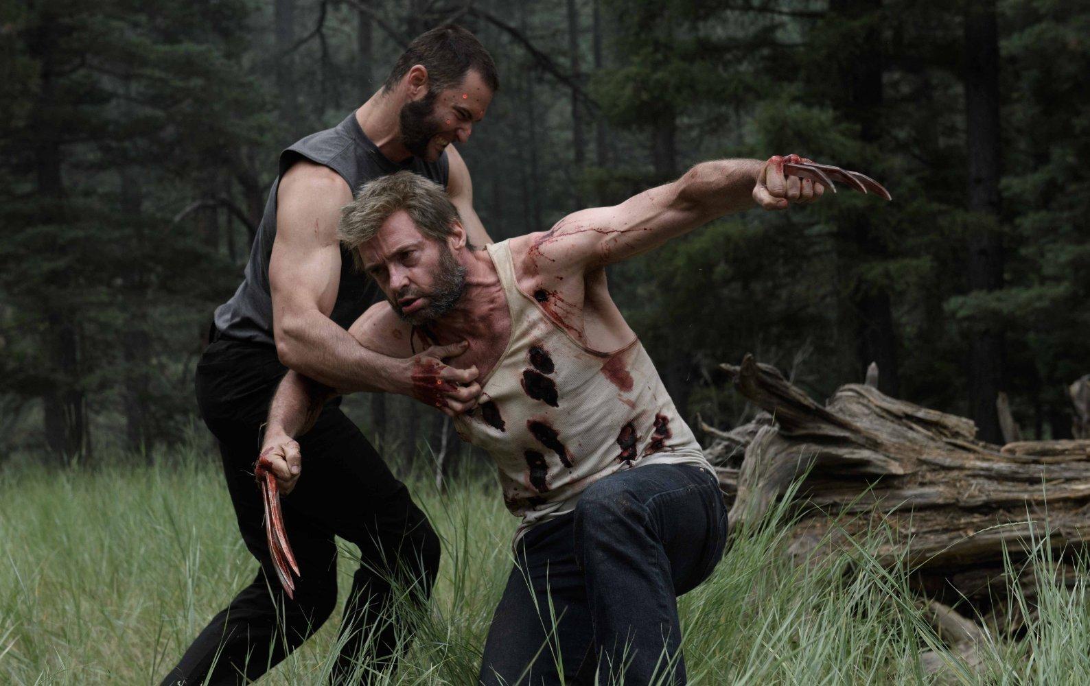 Logan versus X-24