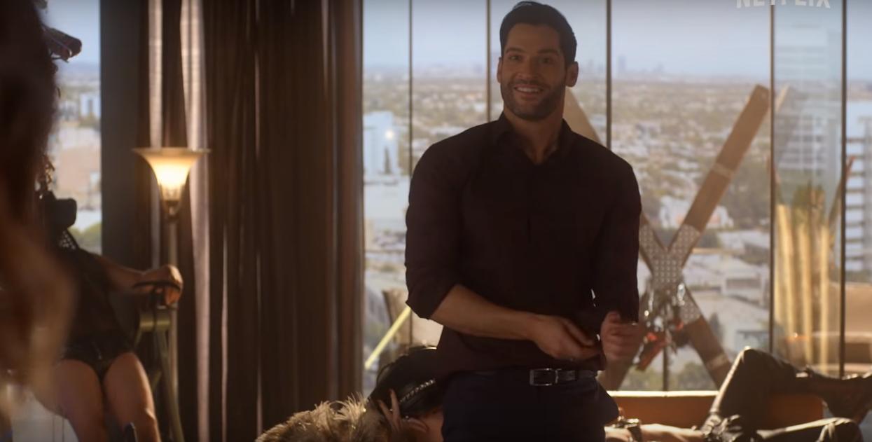 Lucifer terá sua última temporada exibida pela Netflix (Foto: Reprodução / Youtube)