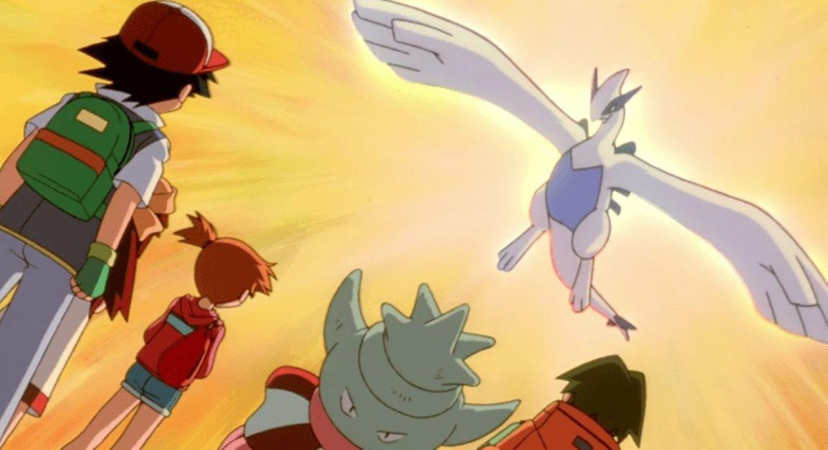 Cena de Pokémon O Filme 2000: O Poder de Um (Reprodução)