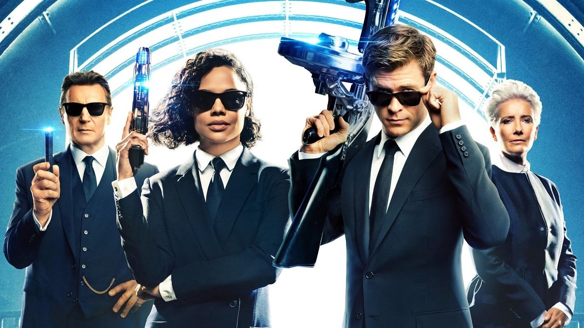 MIB Homens de Preto Internacional é protagonizado por Chris Hemsworth e Tessa Thompson (Imagem: Divulgação)