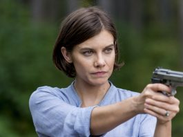 Maggie (Lauren Cohan) em The Walking Dead