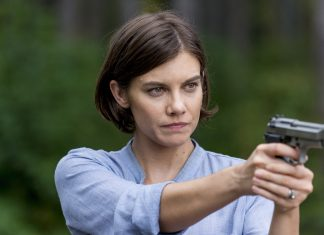 Maggie (Lauren Cohan) em The Walking Dead