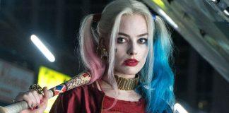 Margot Robbie em Esquadrão Suicida