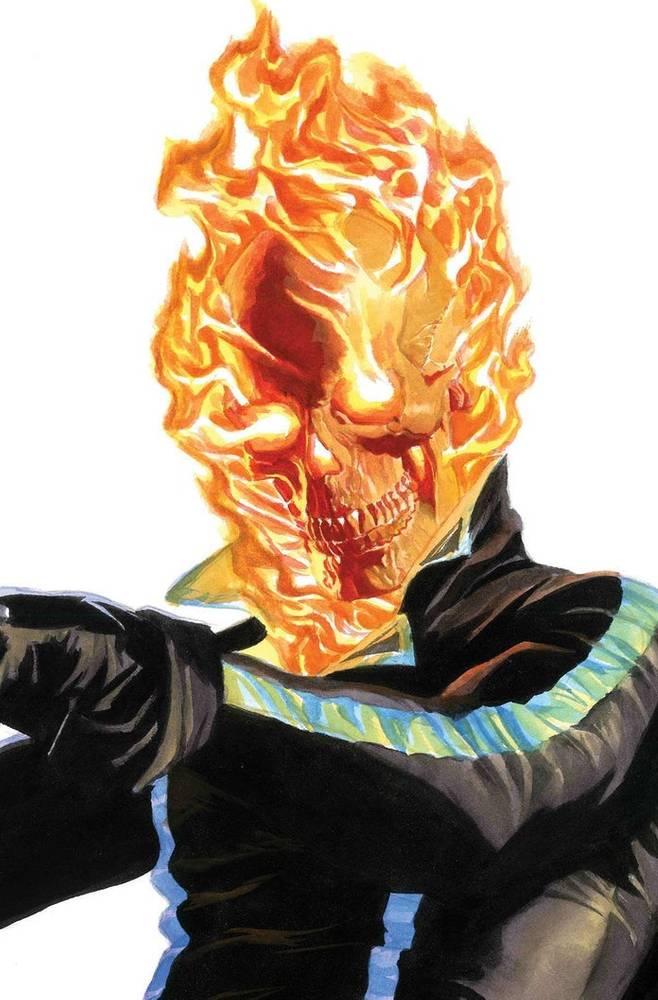 Motoqueiro Fantasma (Divulgação / Marvel Comics)