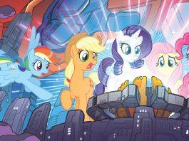 My little Pony e Transformers