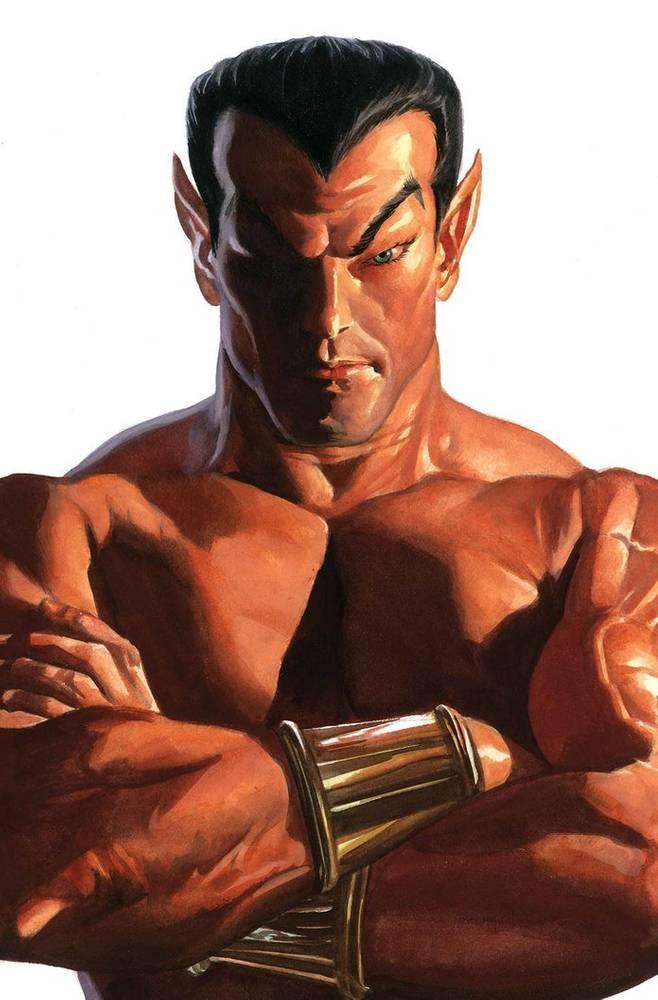 Namor (Divulgação / Marvel Comics)
