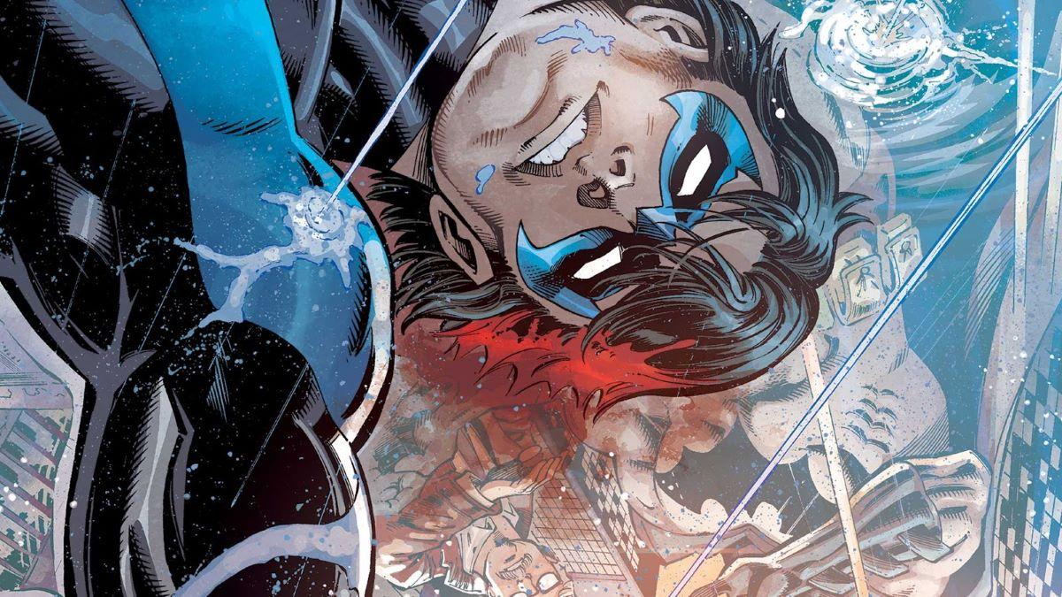 Asa Noturna (Divulgação / DC Comics)