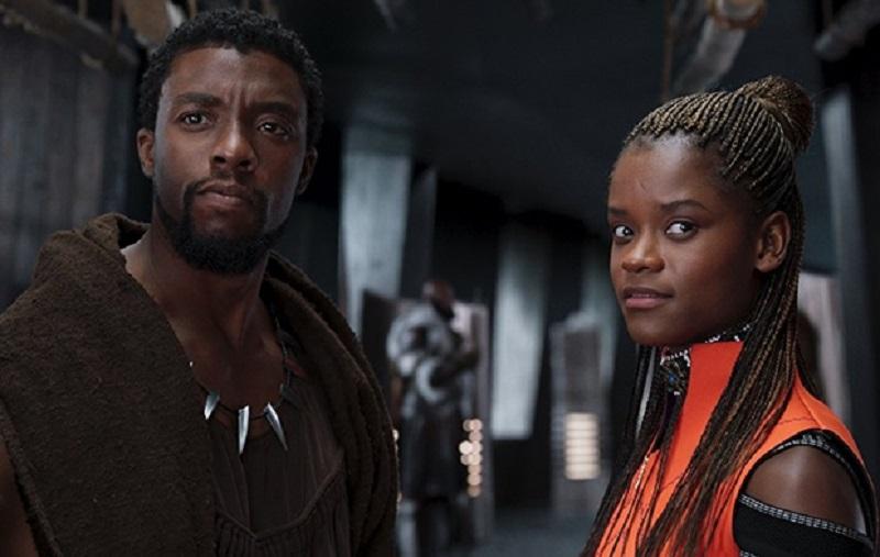 Pantera Negra e Shuri
