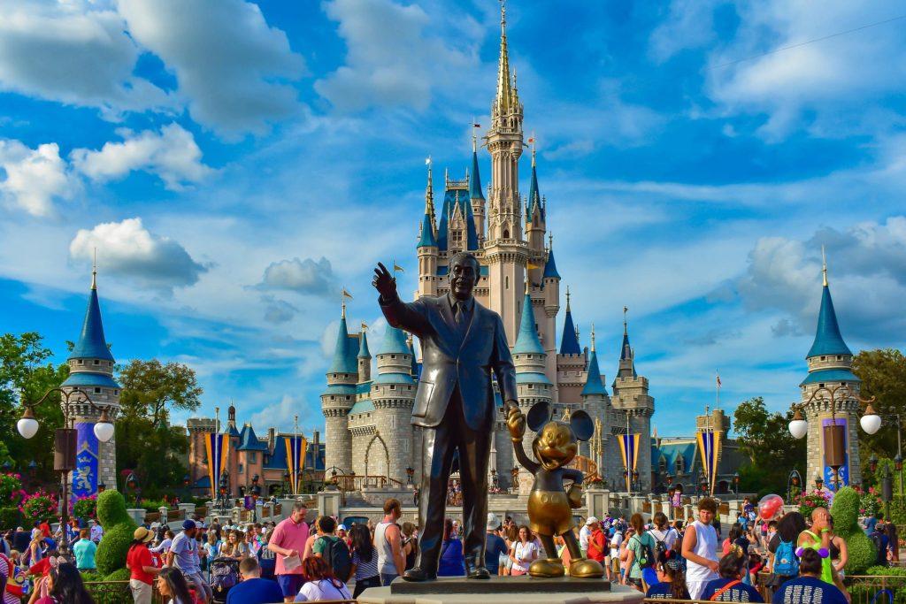Parque da Disney