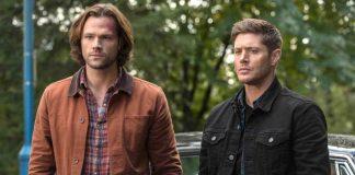 Sam (Jared Padalecki) e Dean (Jensen Ackles) em Supernatural