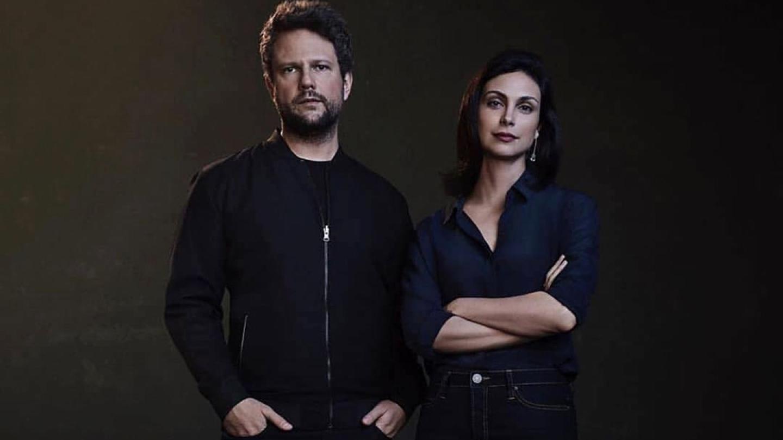 Selton Mello e Morena Baccarin gravaram a quarta temporada de Sessão de Terapia (Foto: Divulgação)