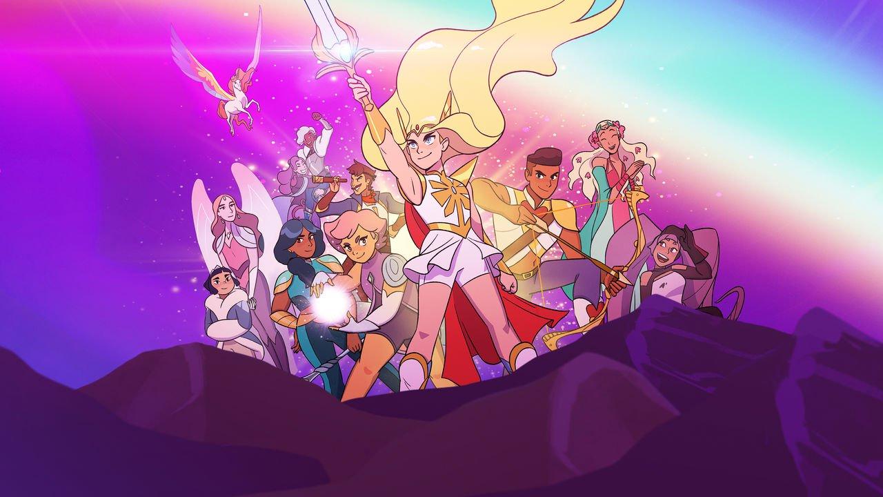 She-Ra e As Princesas do Poder (Divulgação / DreamWorks)