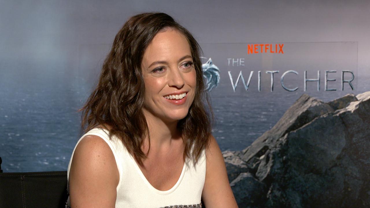 Lauren S. Hissrich, showrunner de The Witcher