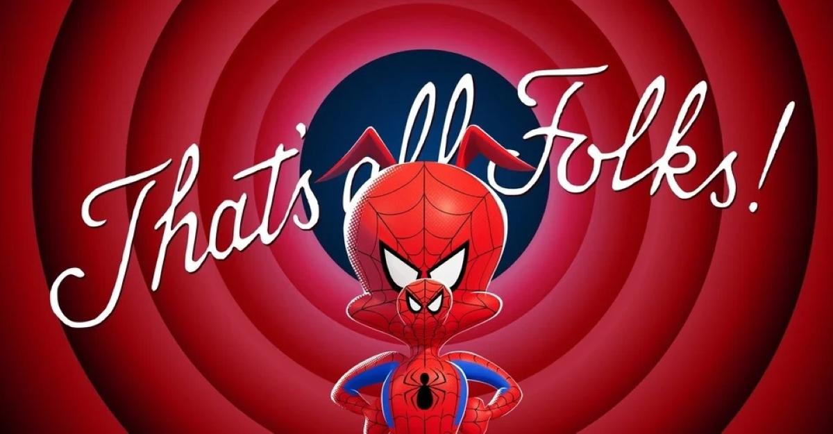 Spider-Ham em Homem-Aranha: No Aranhaverso (Reprodução / Sony)