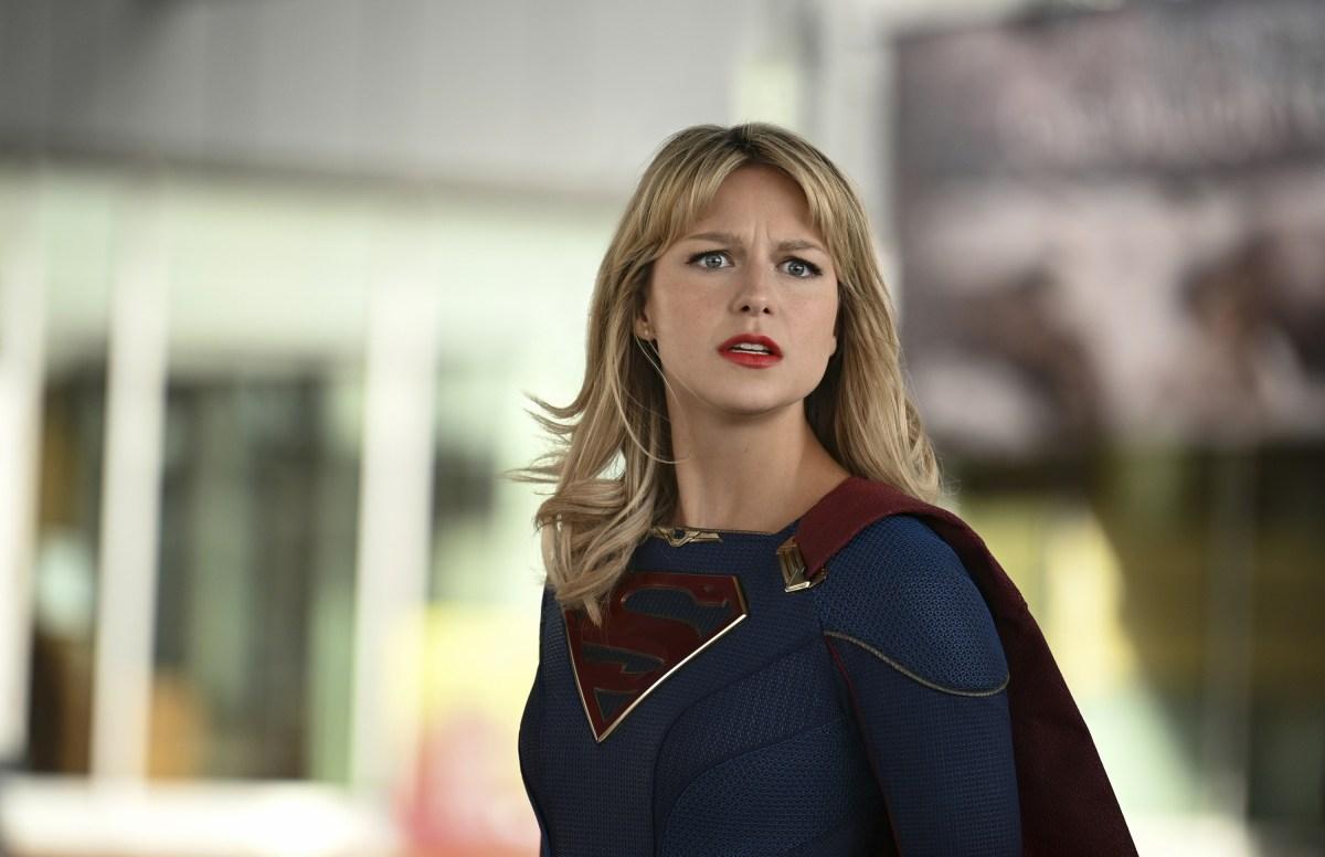 Melissa Benoist em Quinta temporada de Supergirl (Divulgação/ The CW)