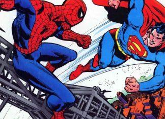 Superman versus O Incrível Homem Aranha