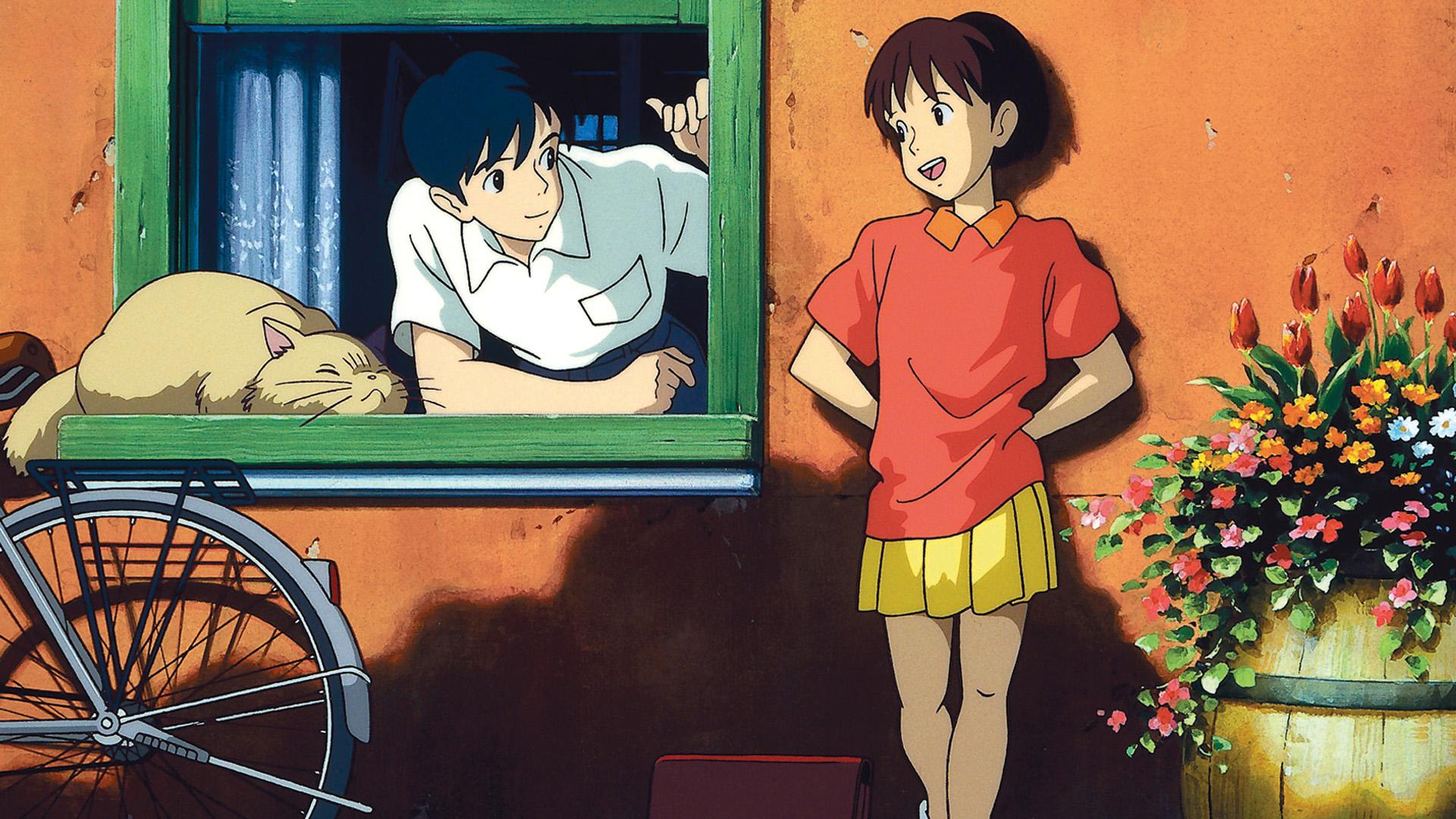 Studio Ghibli Está Produzindo Sequência De Sussurros Do Coração