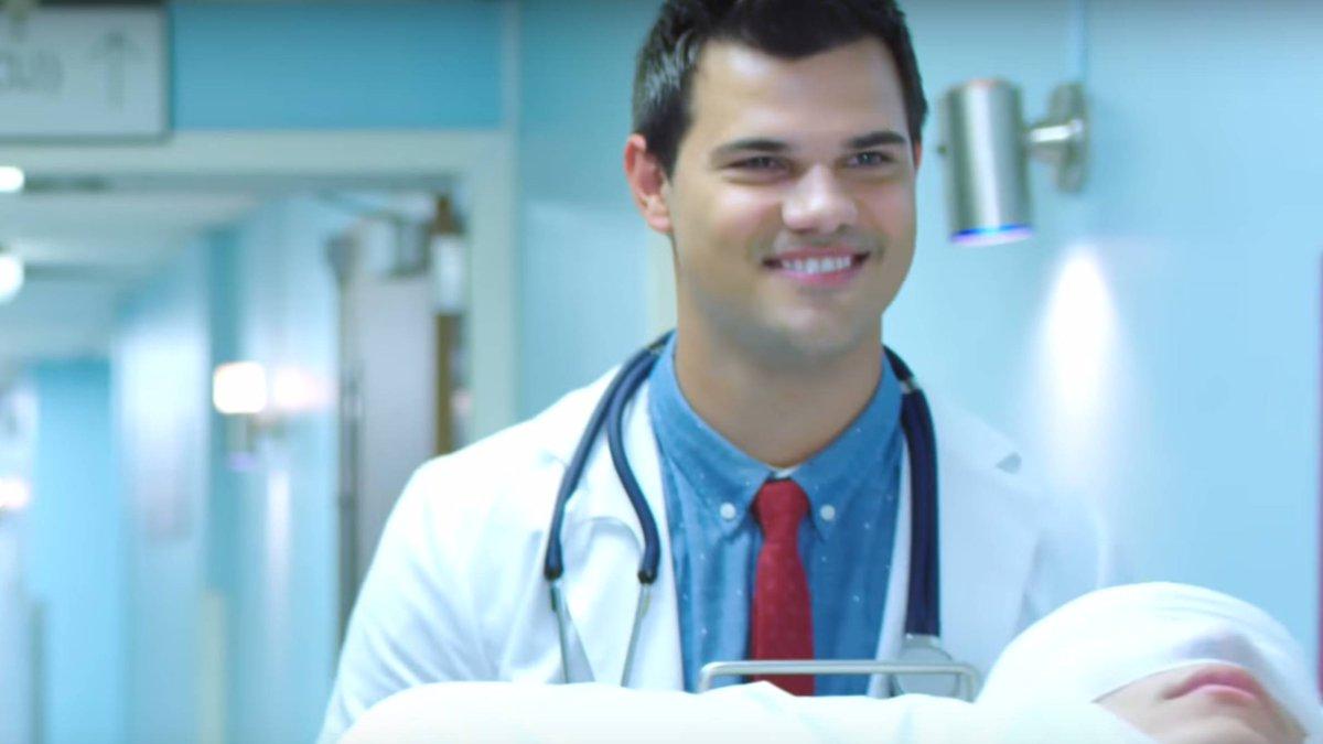 Taylor Lautner em Scream Queens