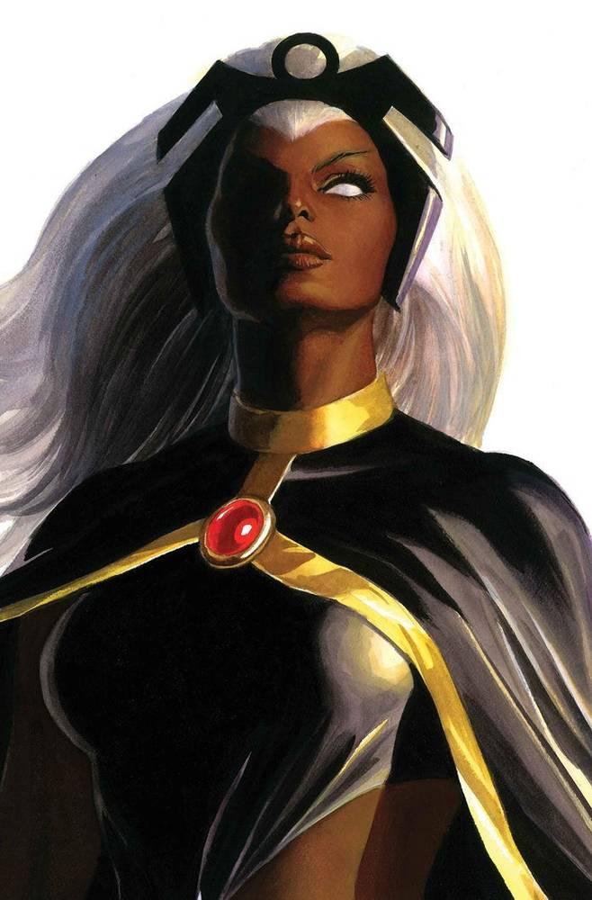 Tempestade (Divulgação / Marvel Comics)