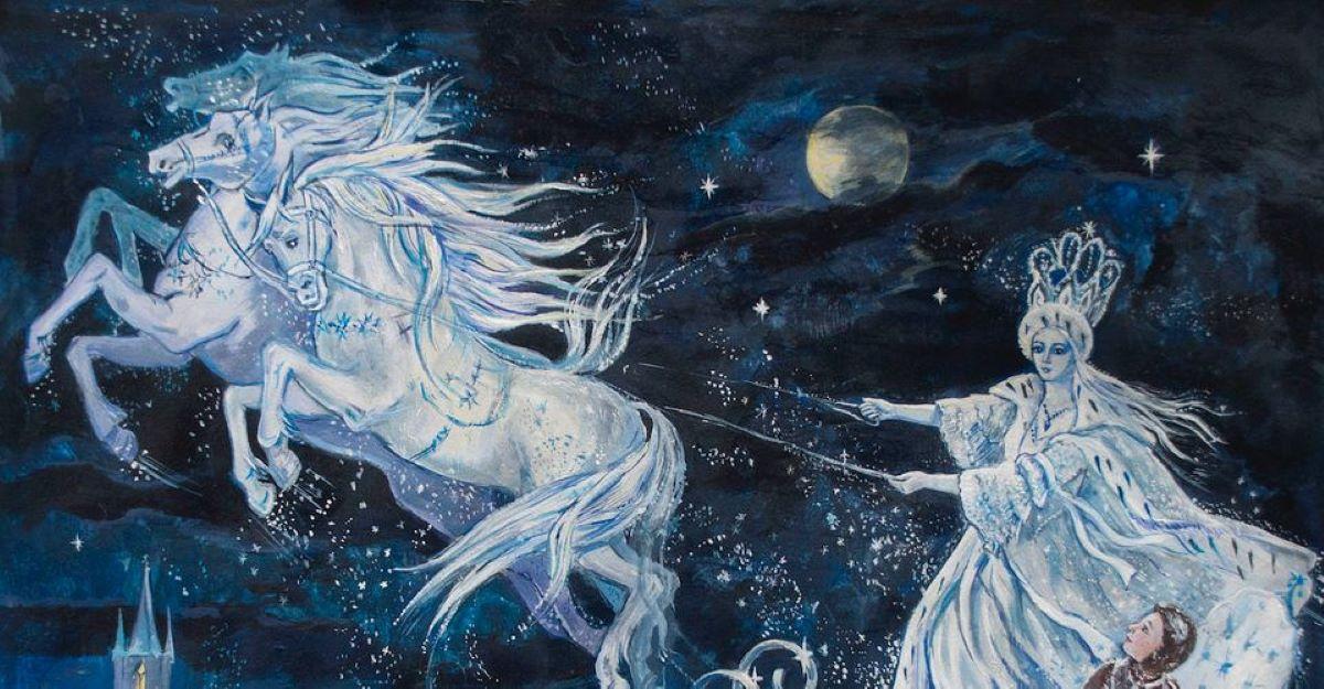 A Rainha da Neve (Divulgação)