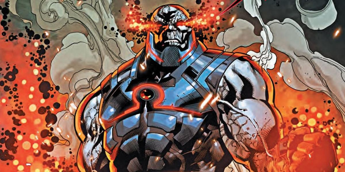 Darkseid (Divulgação / DC Comics)