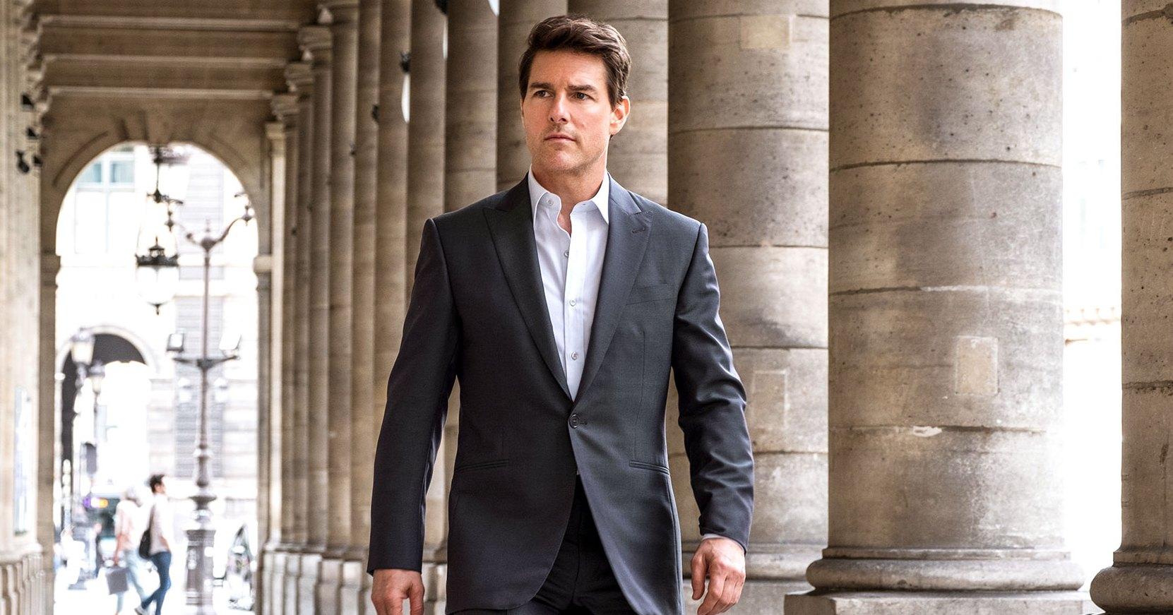 Tom Cruise em Missão Impossível 7