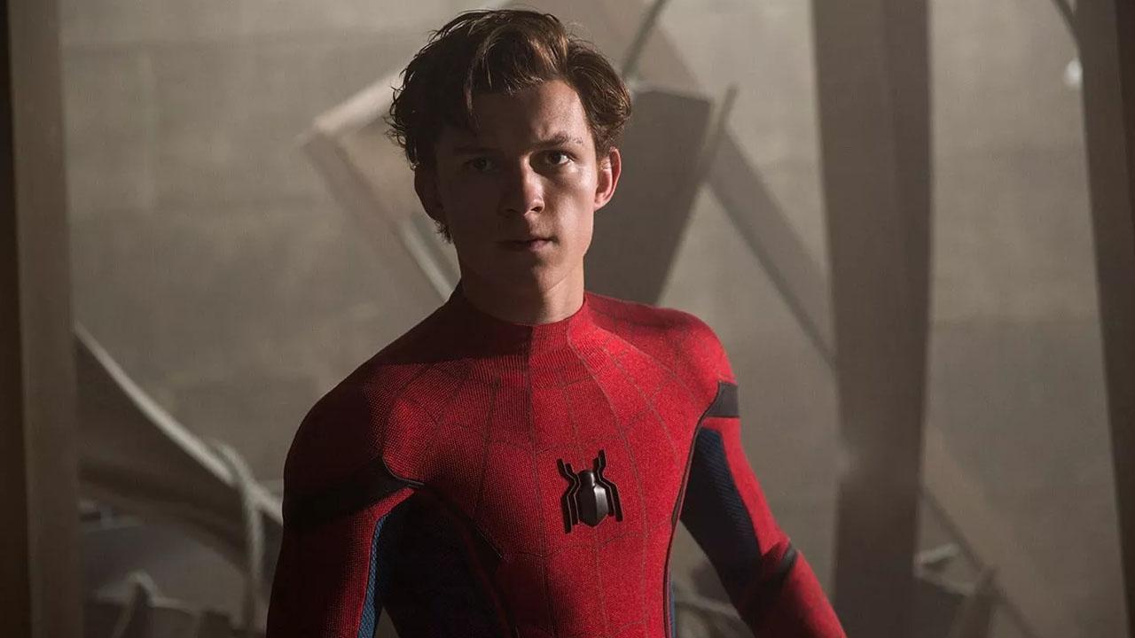 Tom Holland Homem-Aranha
