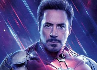 Tony Stark, Homem de Ferro