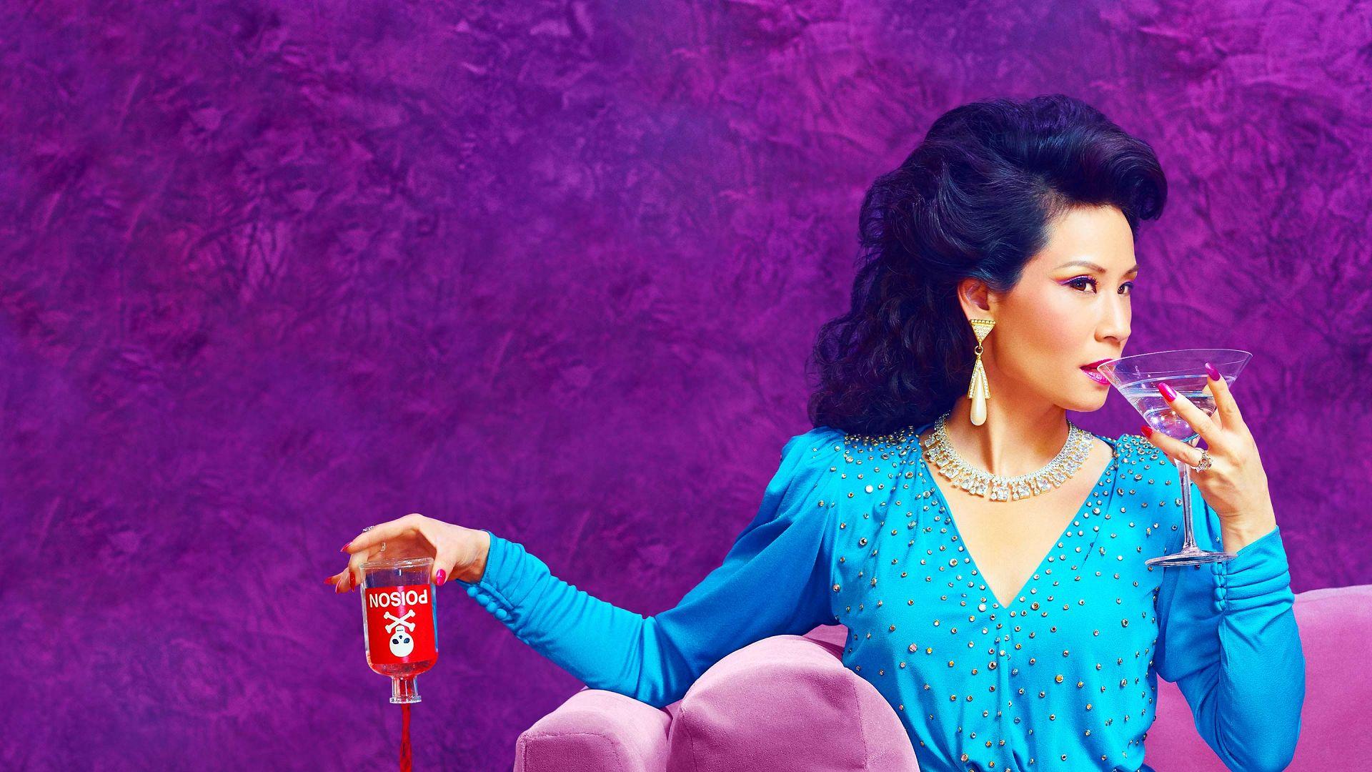 Lucy Liu é uma das protagonistas de Why Women Kill, que ganhará segunda temporada (Foto: Divulgação)