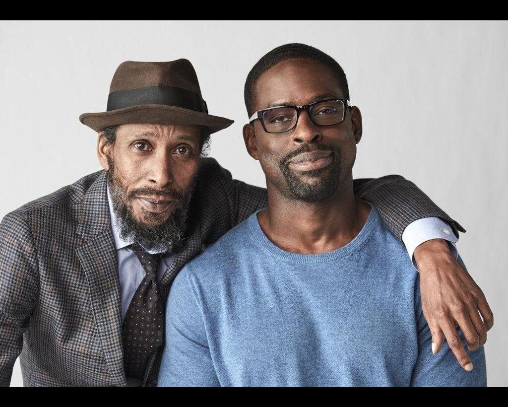 William e Randall em This is Us