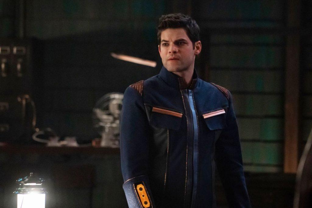 Winn (Jeremy Jordan) em Supergirl