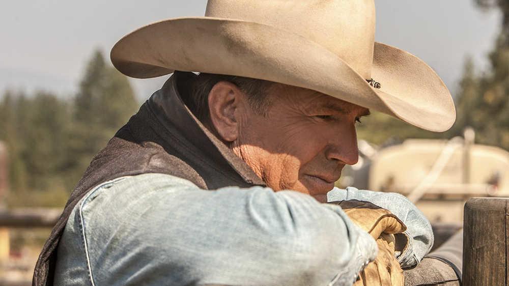 Kevin Costner em Yellowstone (Reprodução)