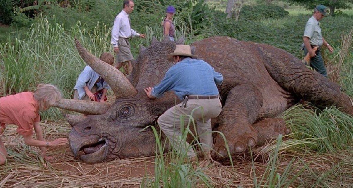 Cena de Jurassic Park (Reprodução / Universal)